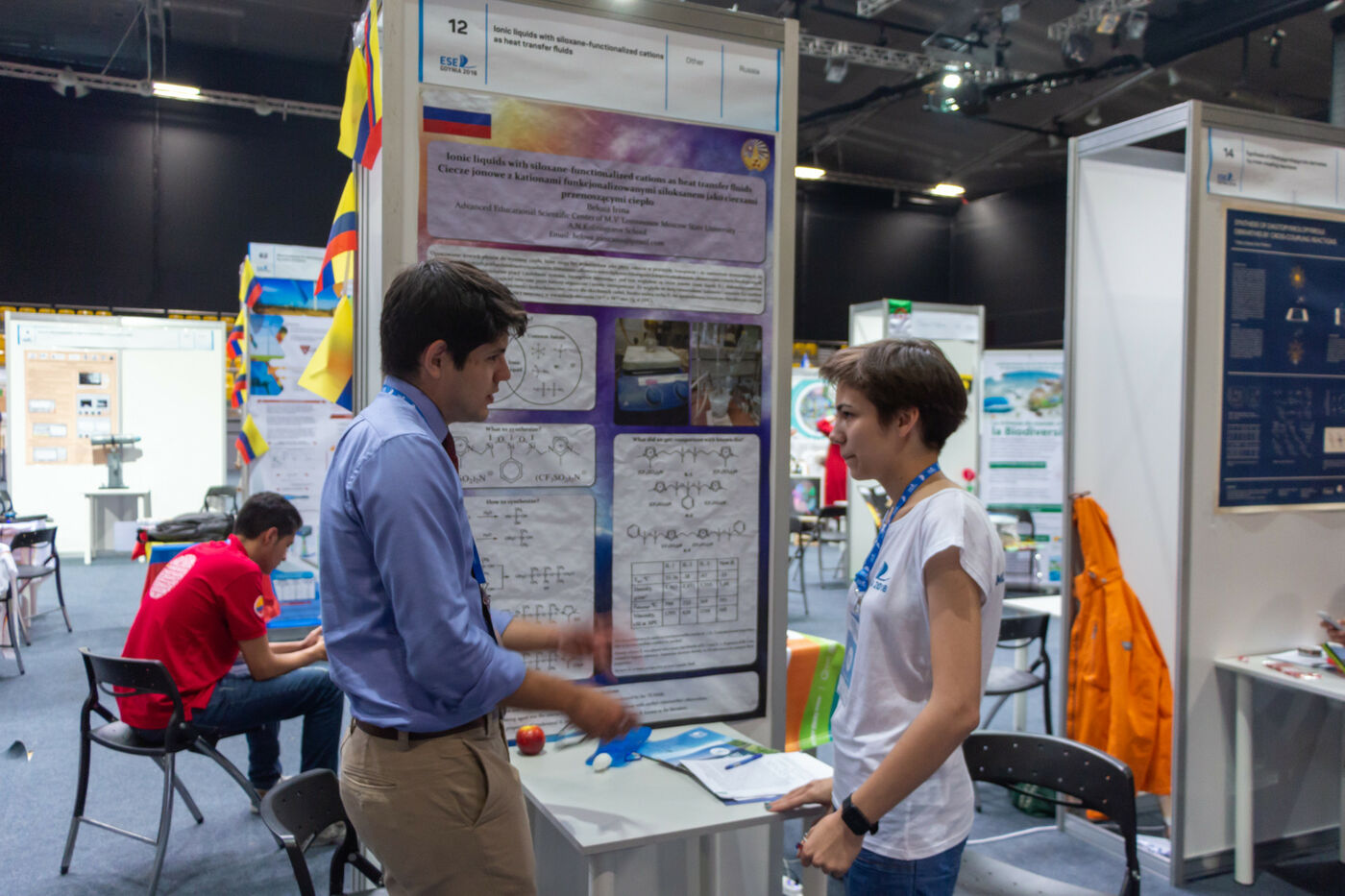 Expo Science Europe MILSET 2018