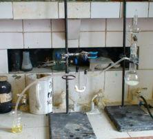 синтез AlCl3x6H2O Чабин 2 высаливание