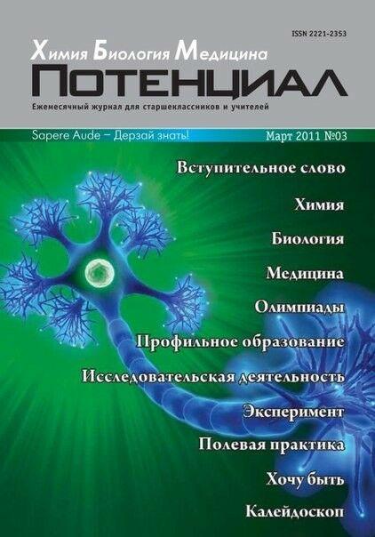 Журнал Потенциал