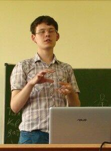Евдокимов Костя  невидимая фигня в руках