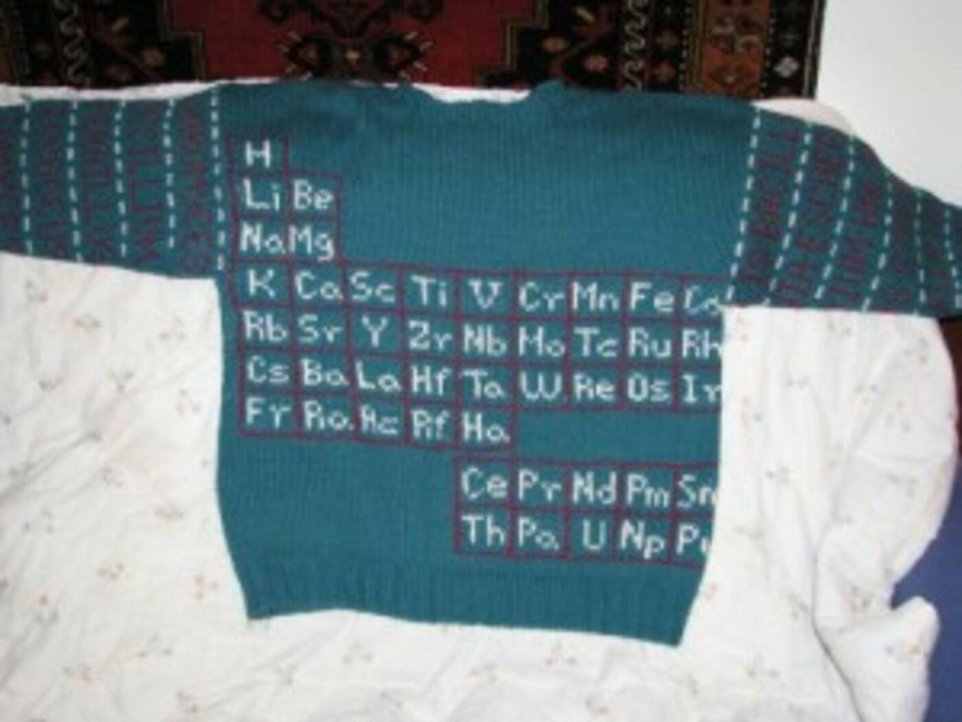 свитер табл менд
