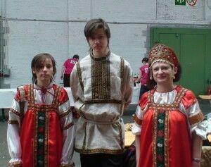 Алиса + Виталий + я 2