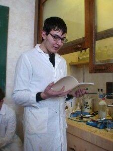 Биняковский с книжкой