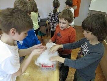Физический фейерверк для младших школьников