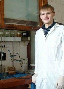 NOFeCl4 Архипин 7 исследователь у прибора