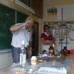 химия лекция 12 АМ лучинка в NaNO3
