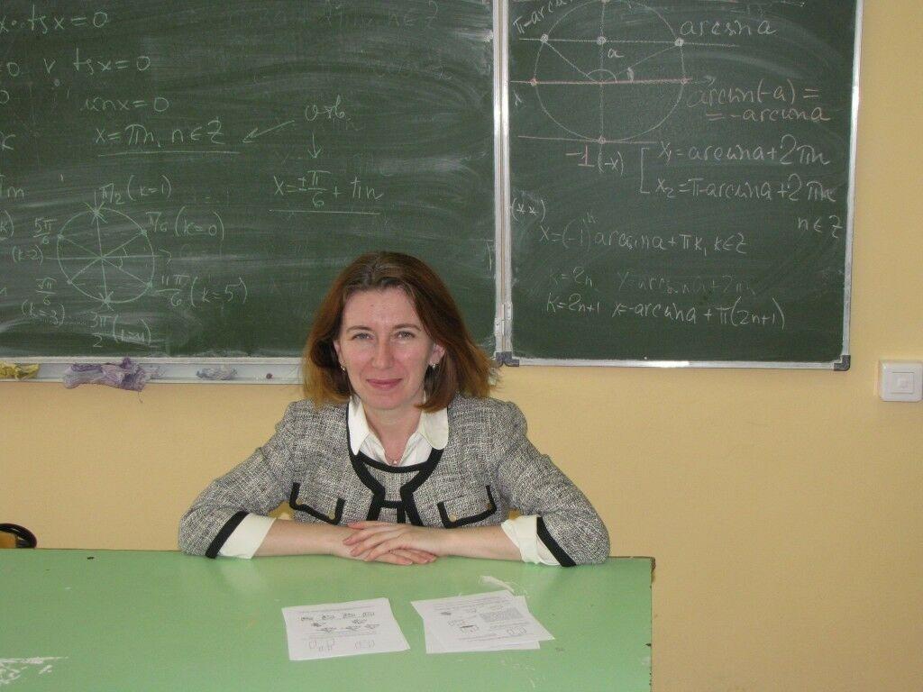 Шивринская Елена Вячеславовна