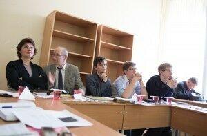 Колмогоровские чтения 2015 на кафедре гд 7