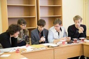Колмогоровские чтения 2015 на кафедре гд 5