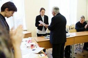 Колмогоровские чтения 2015 на кафедре гд 3