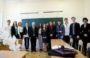 Колмогоровские чтения 2015 на кафедре гд