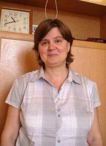 Андреева Елена Владимировна