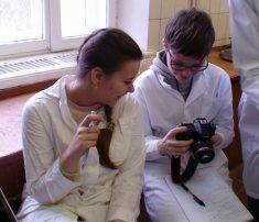 0 Молоканова Шумилов с фотоаппаратом
