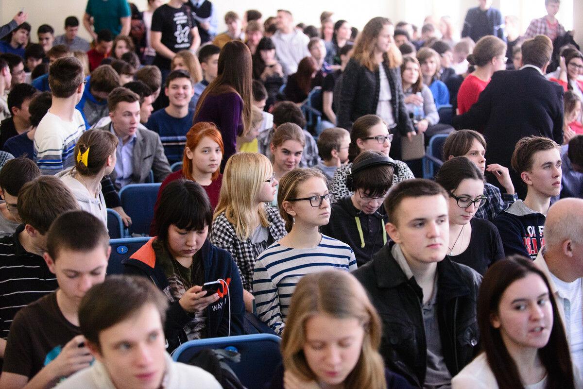О встрече учащихся СУНЦ МГУ с представителями Московского университета