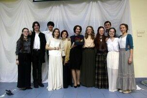 6 февраля состоялся музыкально-поэтический вечер, посвященный поэзии Серебряного века.
