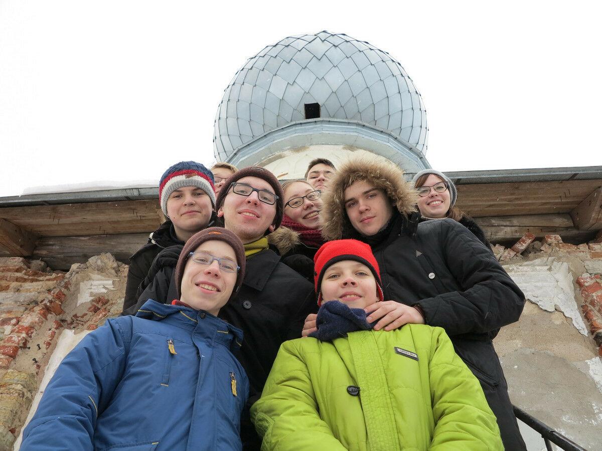 Команда СУНЦ МГУ – ЛАНАТ на Балтийском научно-инженерном конкурсе