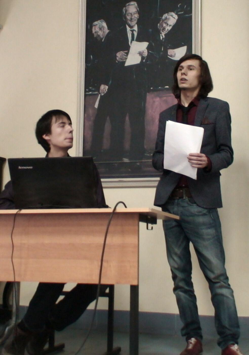 Лозинский Иван, Ибрагимов Данат