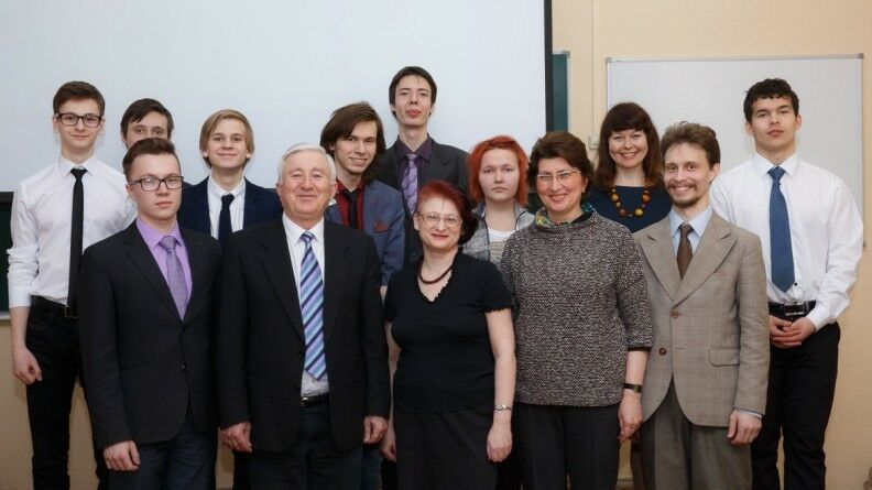 II конференция «Колмогоровские чтения» на кафедре гуманитарных дисциплин