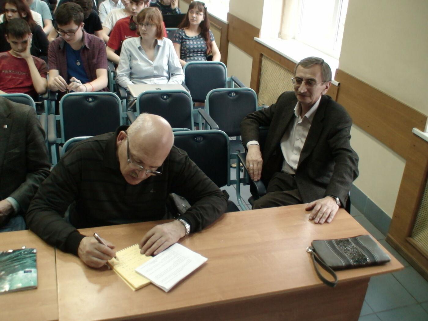 В.Н. Дубровский, Н.М. Сальников