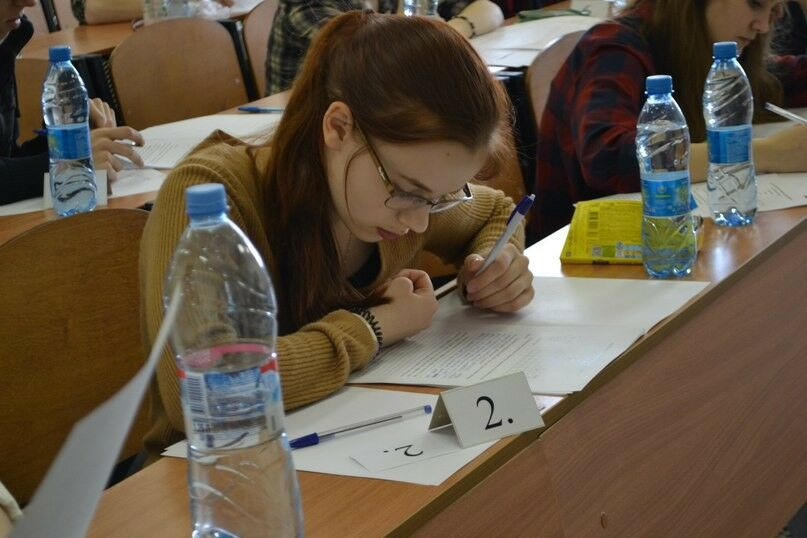 Успех на Всероссийской олимпиаде школьников по русскому языку