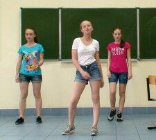 45 Мендель танец