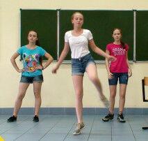 46 Мендель танец