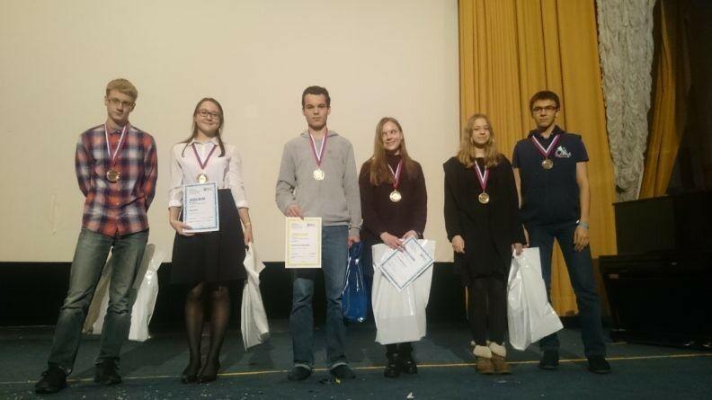 Поздравляем учащихся СУНЦ МГУ с успешным выступлением на Международной олимпиаде по экспериментальной физике!