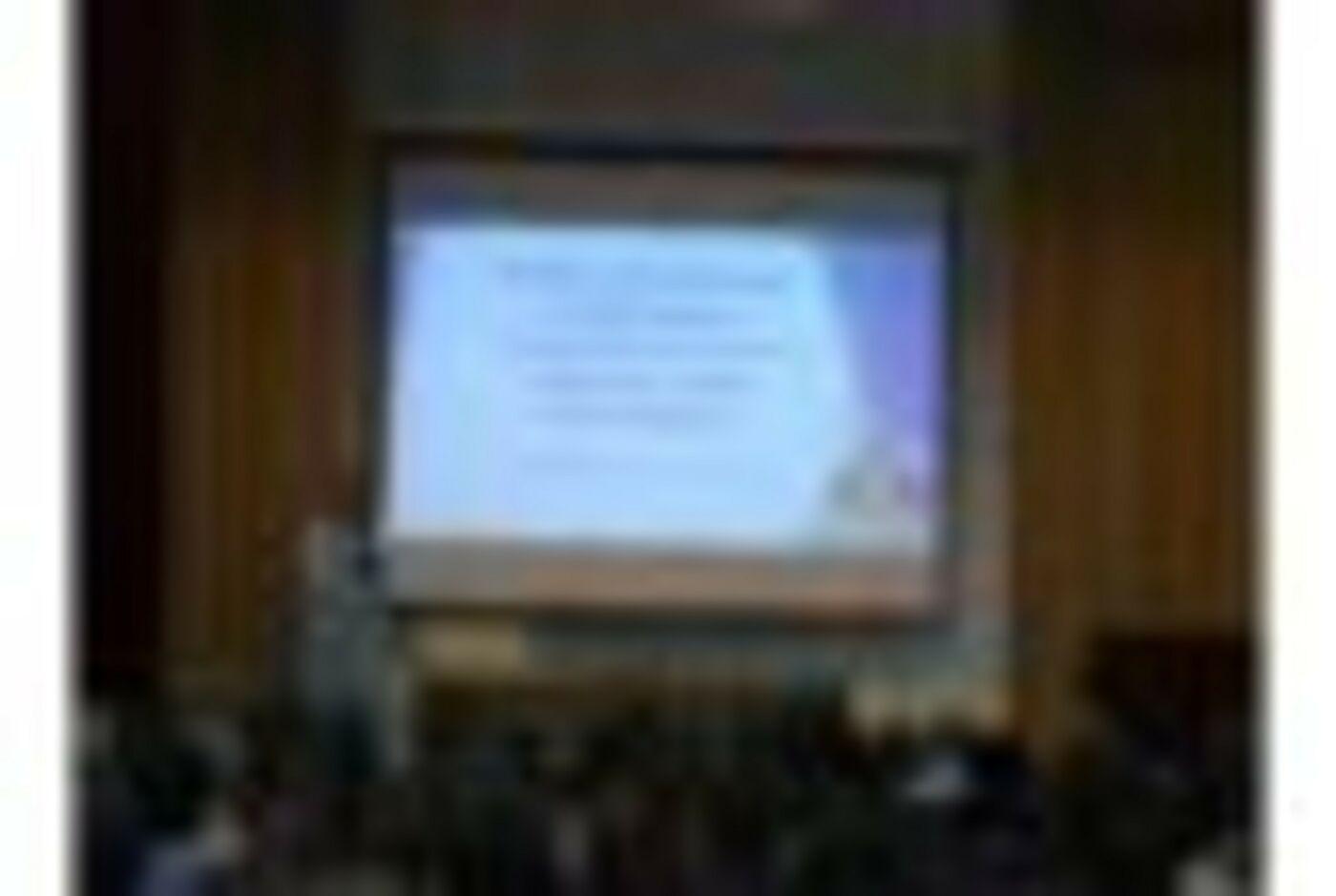 Успешное выступление на Межрайонном этапе Московского городского конкурса исследовательских и проектных работ обучающихся