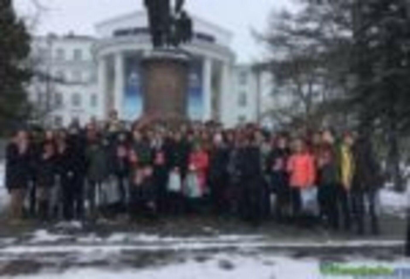 Успех на Всероссийской олимпиаде школьников по истории