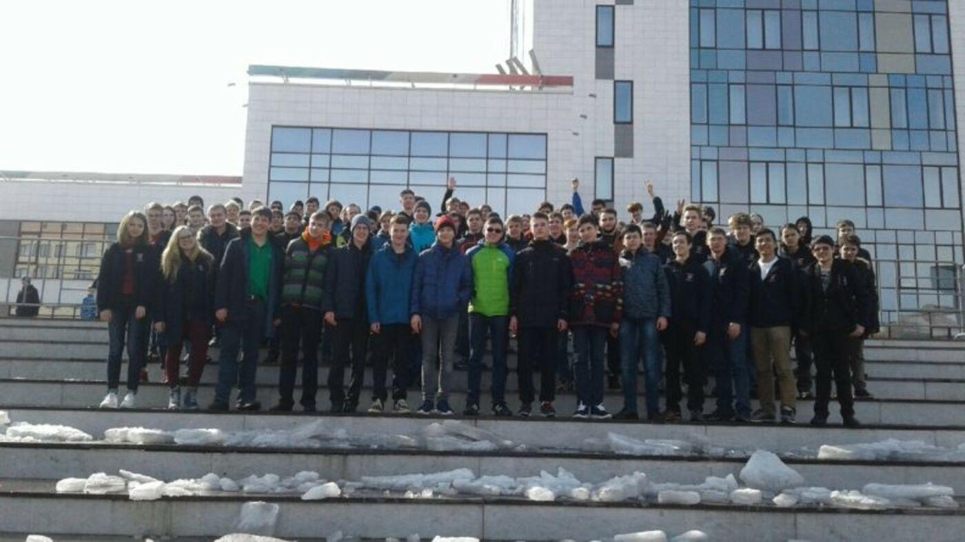 Поздравляем наших призеров Всероссийской олимпиады по физике