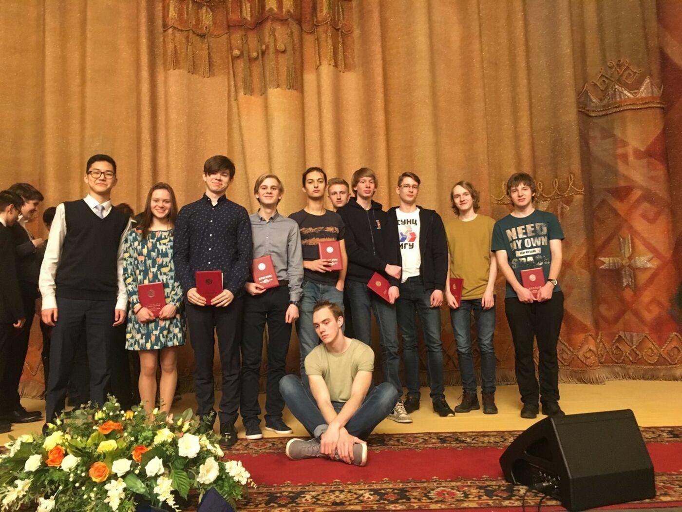 Завершилась 53-я Всероссийская олимпиада школьников по химии