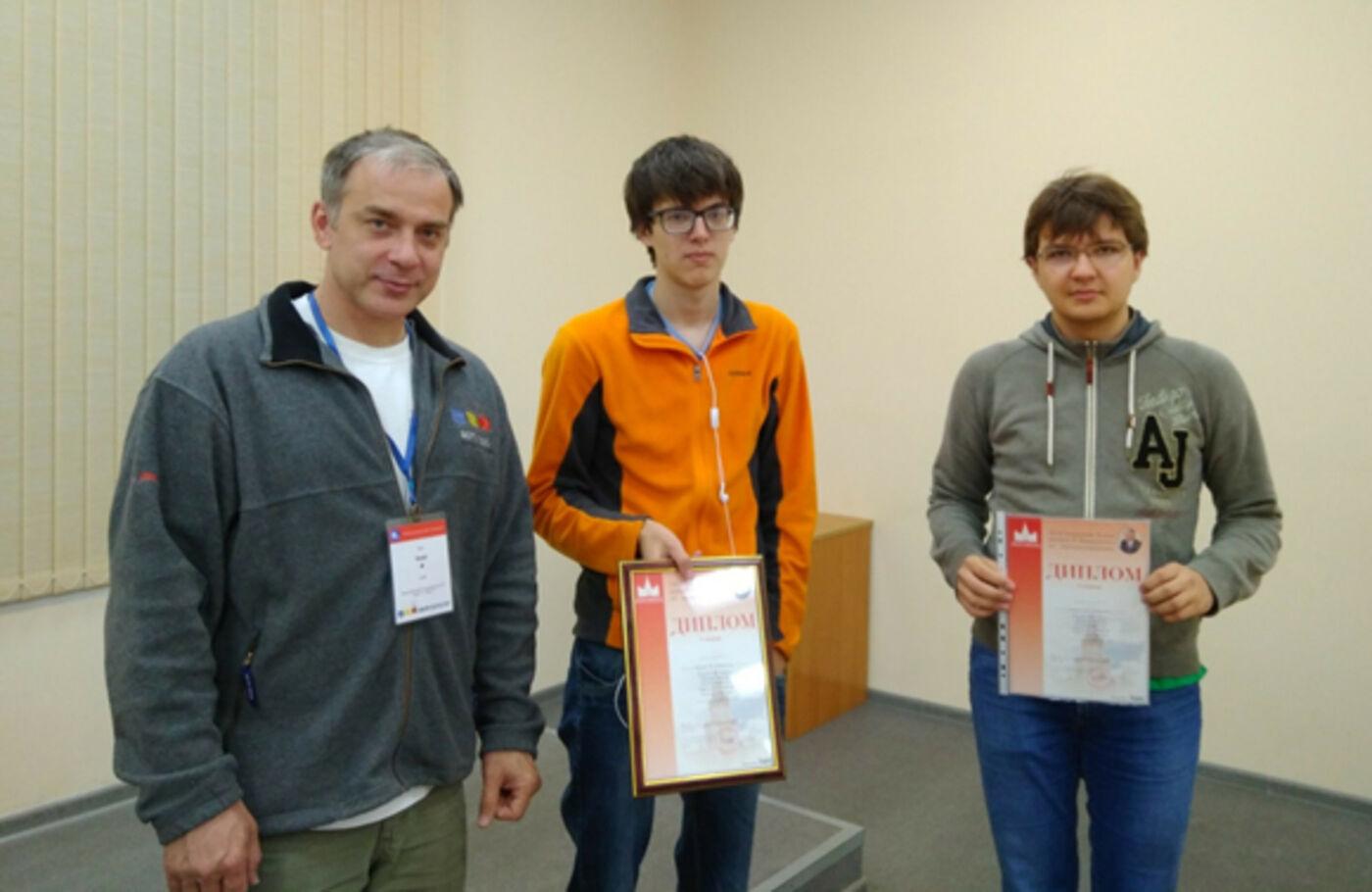 Успехи выпускников СУНЦ МГУ в спортивном программировании