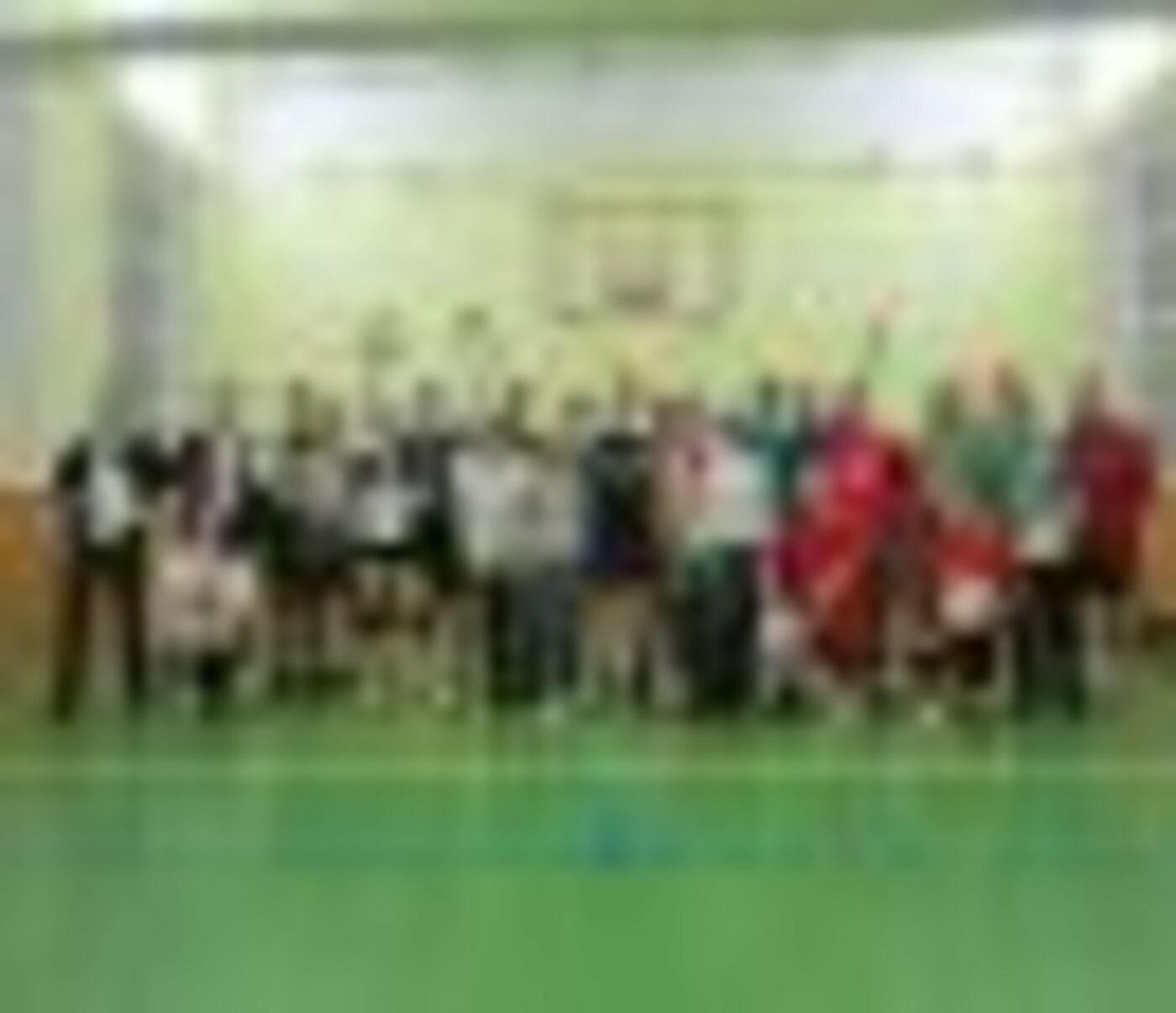 Ежегодный турнир по волейболу