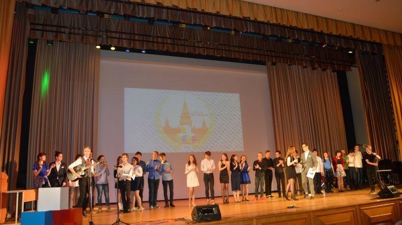 СУНЦ МГУ отметил свой 54-й День рождения