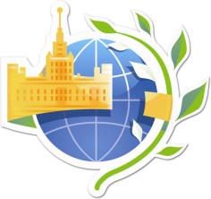 лого Ломоносов