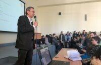 В СУНЦ МГУ прошел День открытых дверей для будущих абитуриентов