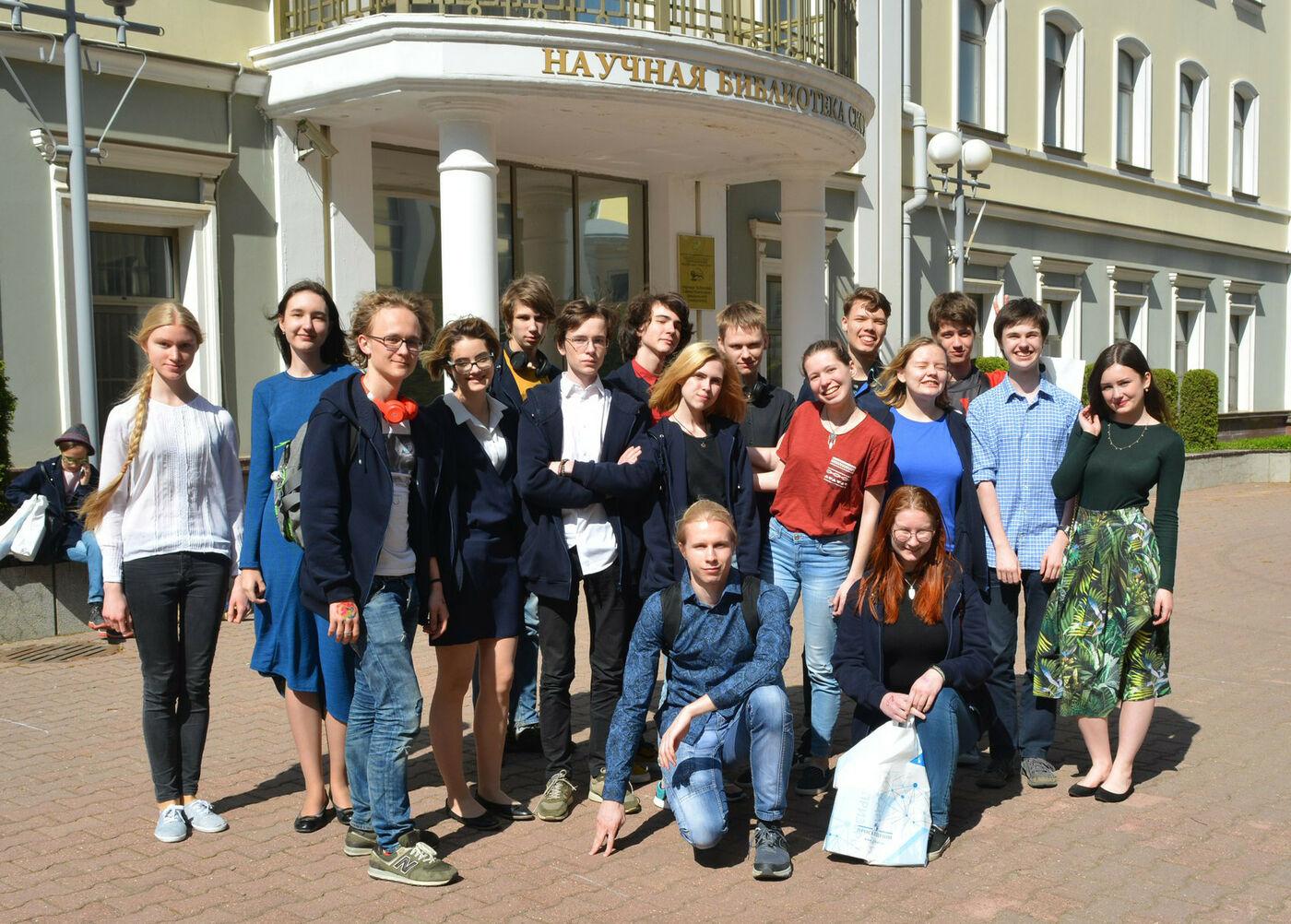 Поздравляем с успешным выступлением на Всероссийской олимпиаде школьников по биологии!