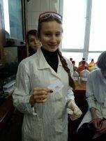 Галина и бумажка