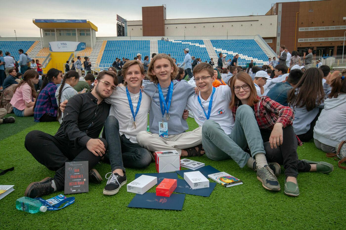 Международные интеллектуальные игры в Якутии