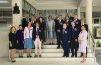 Первый тайско-российский круглый стол по вопросам сотрудничества в области образования одаренных детей и аудиенция у Ее Королевского Высочества принцессы Маха Чакри Сириндхорн