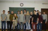 Экскурсия в Математический институт имени Стеклова