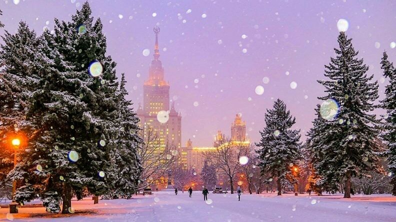 С Новым Годом — от проекта Nanometer.ru