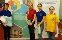 Учащиеся СУНЦ на Дне открытых дверей МГУ
