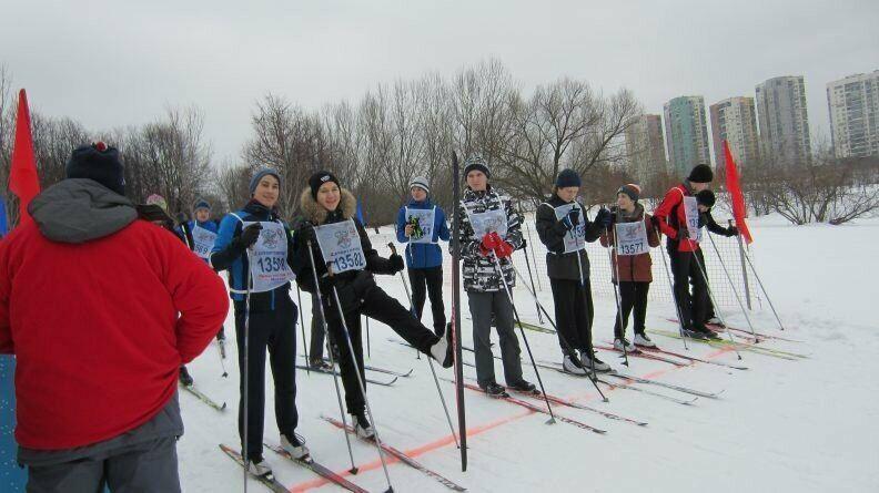 «Лыжня России» 2019