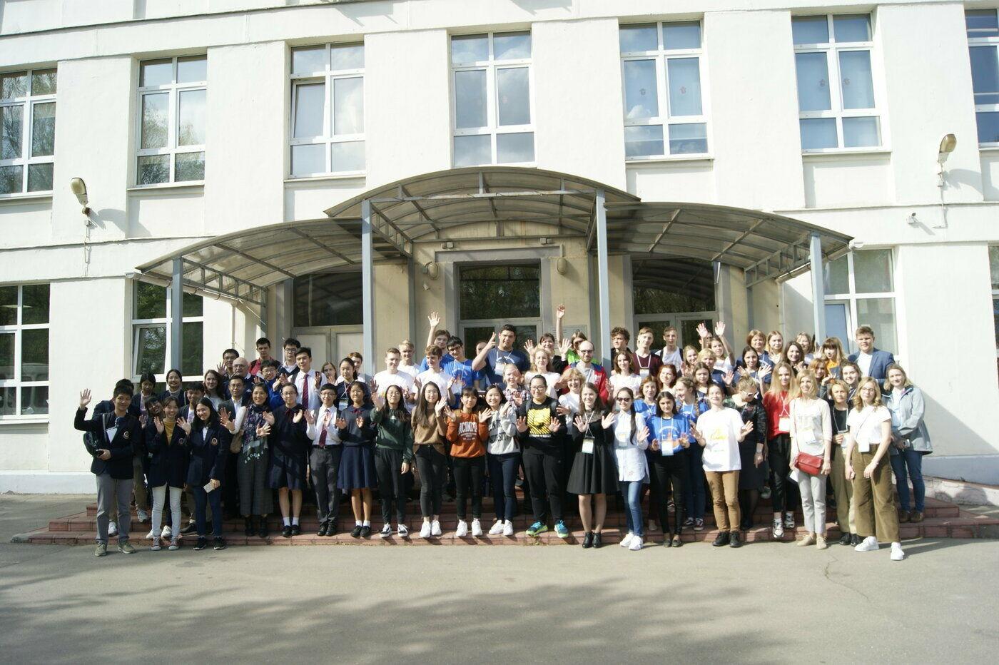 В СУНЦ МГУ прошли XIX Колмогоровские чтения