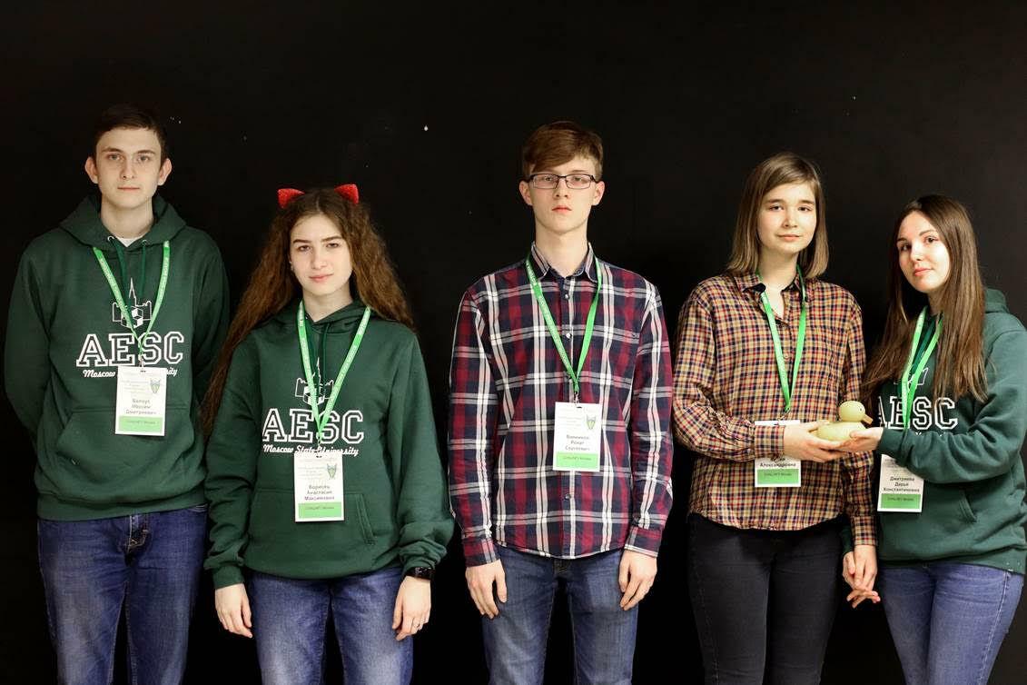 Поздравляем учащихся СУНЦ МГУ с победой на Всероссийском Турнире Юных Биологов!