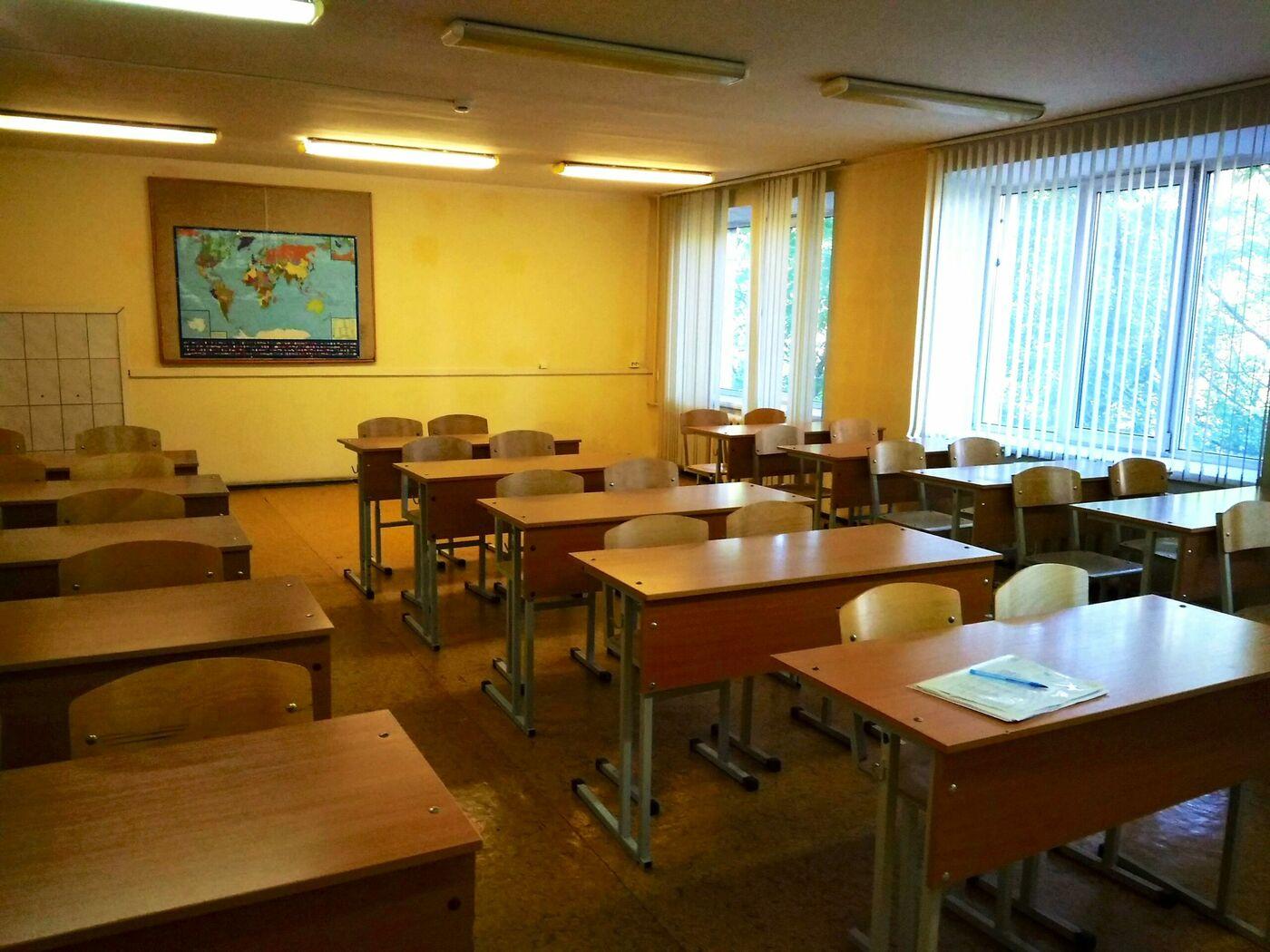 Начало очного обучения 11 классов