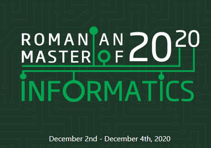 Поздравляем Егора Лифаря с победой на международной олимпиаде Romanian Master Of Informatics
