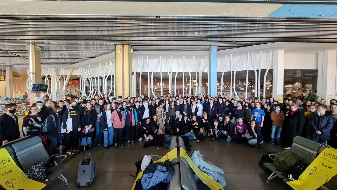 Победа учащегося СУНЦ МГУ на заключительном этапе Всероссийской олимпиады школьников по экономике