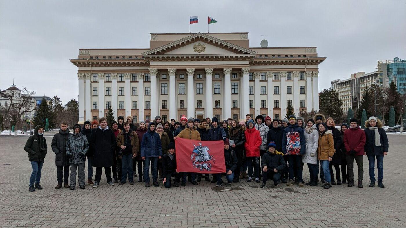 Поздравляем физиков с успешным выступлением на заключительном этапе Всеросcийской олимпиады школьников!